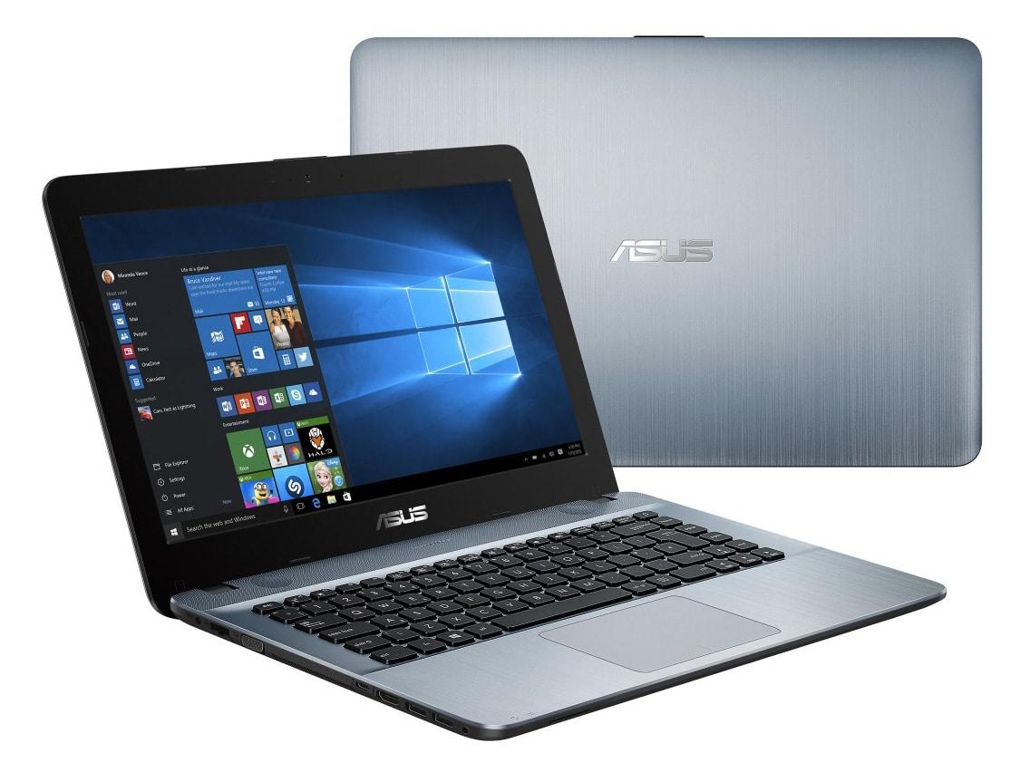 Asus X441BA-FA098T, PC portable 14 pouces SSD256 Full mat 6 Go à 427€