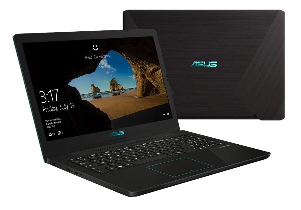 "<span class=""tagtitre"">Computex 2018 - </span>Asus X570ZD, PC portable 15"" AMD Ryzen et GeForce GTX"