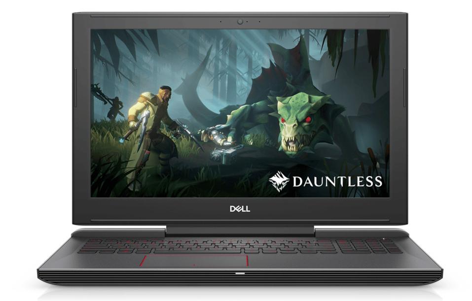 "Dell Inspiron G5 à 899€, PC portable 15"" IPS GTX 1050 Ti Coffee Lake SSD"