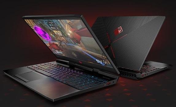 "<span class=""tagtitre"">HP - </span>PC portable gamer Omen 15 144Hz avec GTX 1070 Max-Q et Coffee Lake"