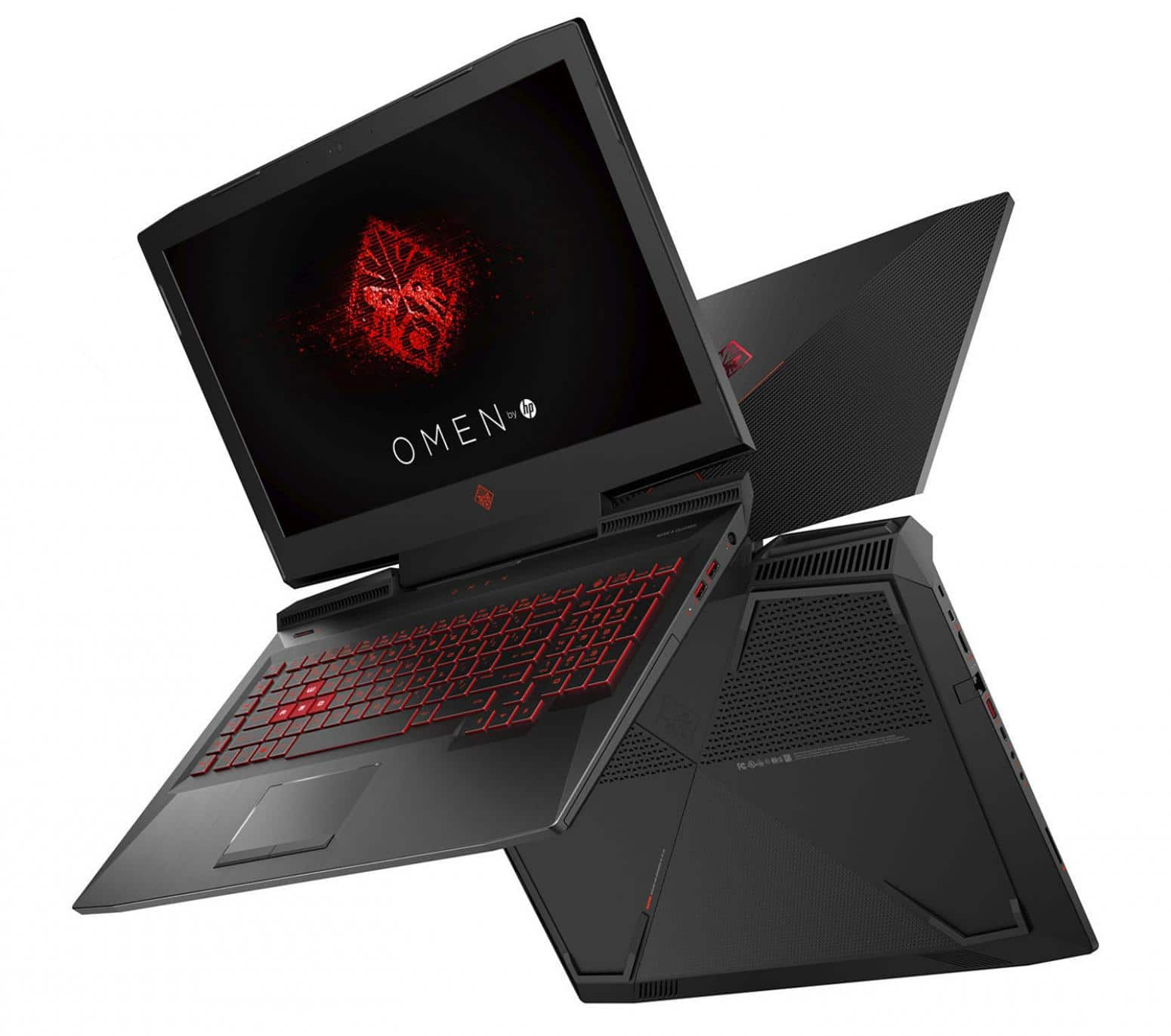 "HP Omen 17-an040nf, PC portable 17"" GTX 1060 Full IPS 120Hz i7 (1099€)"