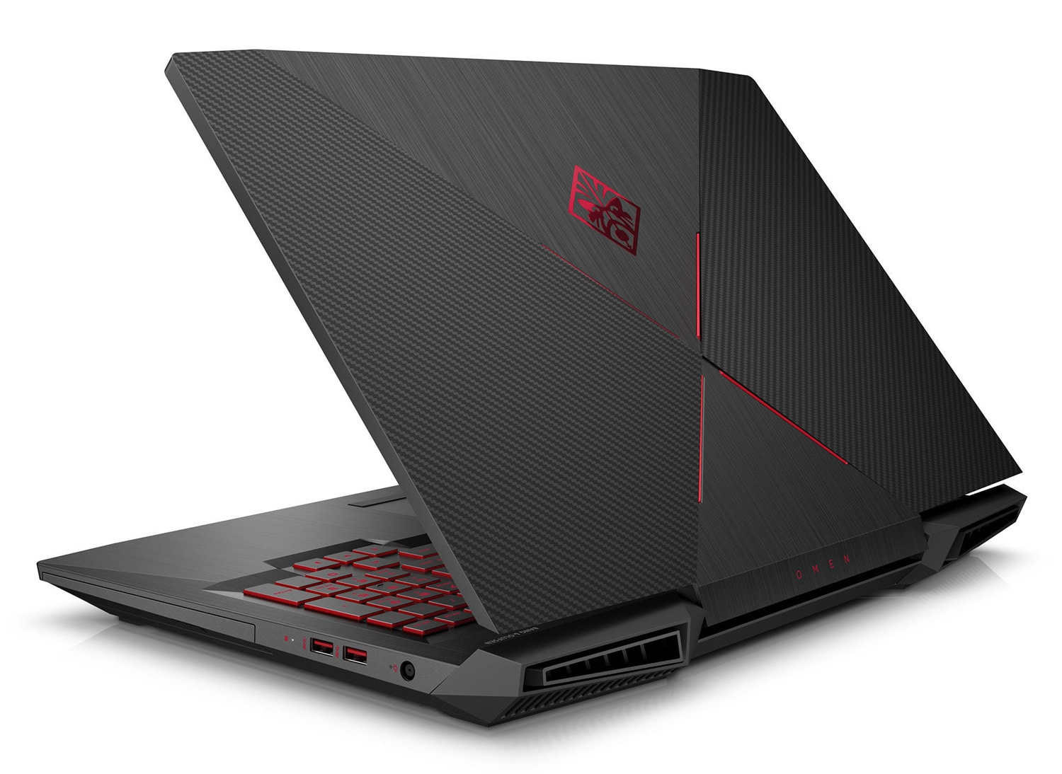 "HP Omen 17-an044nf, PC portable 17"" IPS 120Hz GTX 1070 SSD i7 (1399€)"