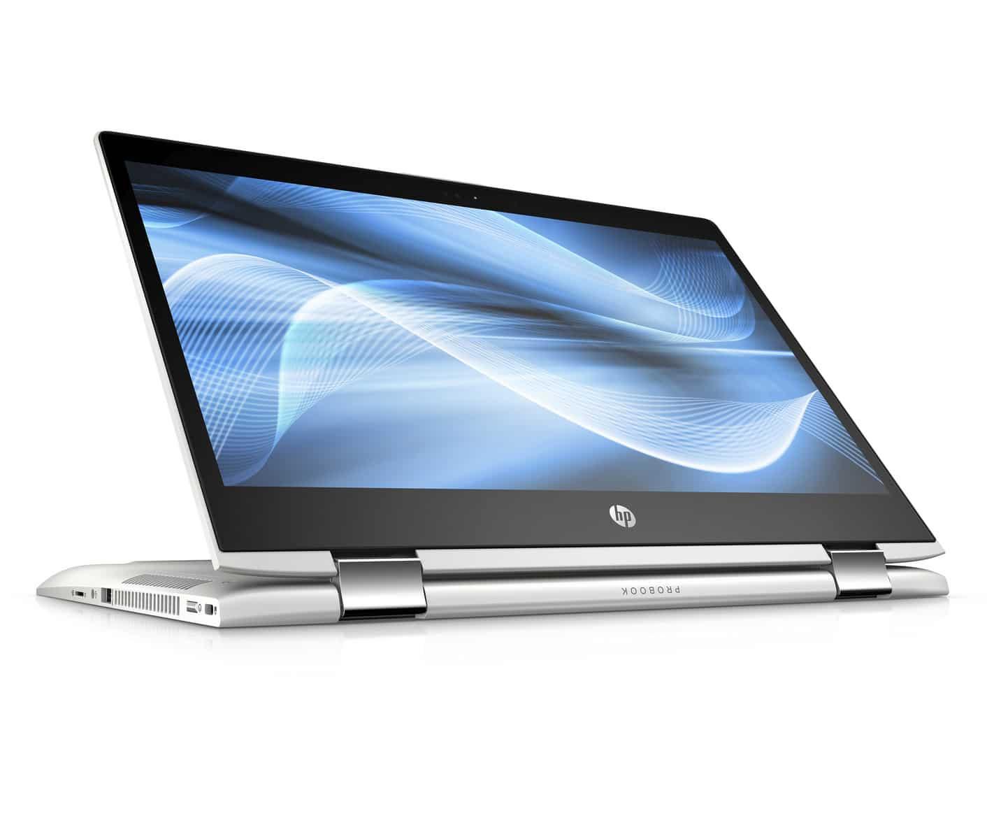 "<span class=""tagtitre"">Computex 2018 - </span>HP ProBook x360 440 G1, Ultrabook convertible Tablette"
