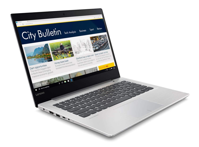 Lenovo IdeaPad 320-14IKBN, PC 14 pouces bureautique 2 To Full i7 Kaby