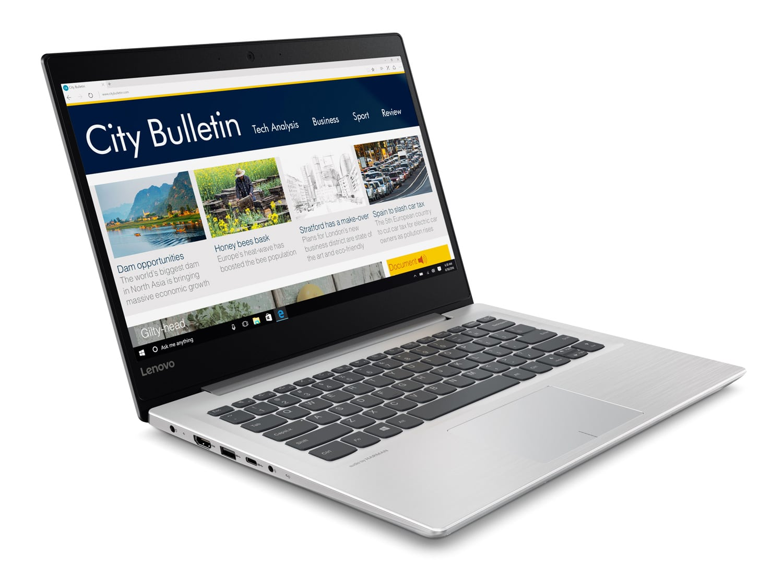 "Lenovo IdeaPad 320S-14IKB à 399€, Ultrabook 14"" SSD Kaby Lake 8 Go"