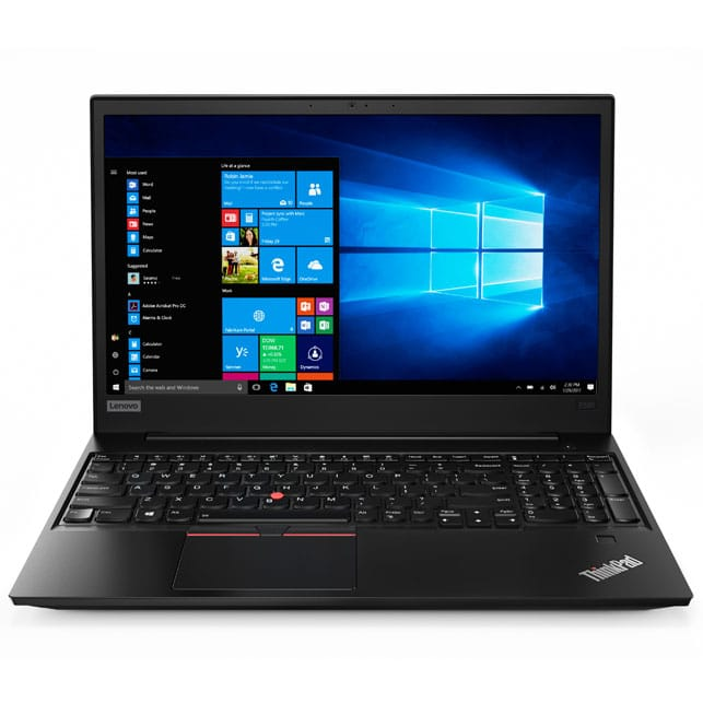 "Lenovo ThinkPad E580 à 899€, Ultrabook 15"" IPS SSD 256 Quad Kaby Refresh"