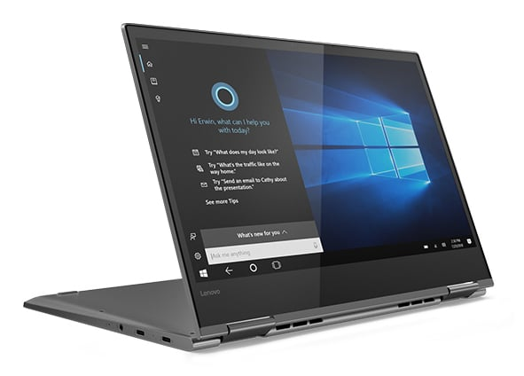 "Lenovo Yoga 730-13IKBR, ultrabook 13"" Tablette Full IPS Quad i5 SSD256 à 999€"