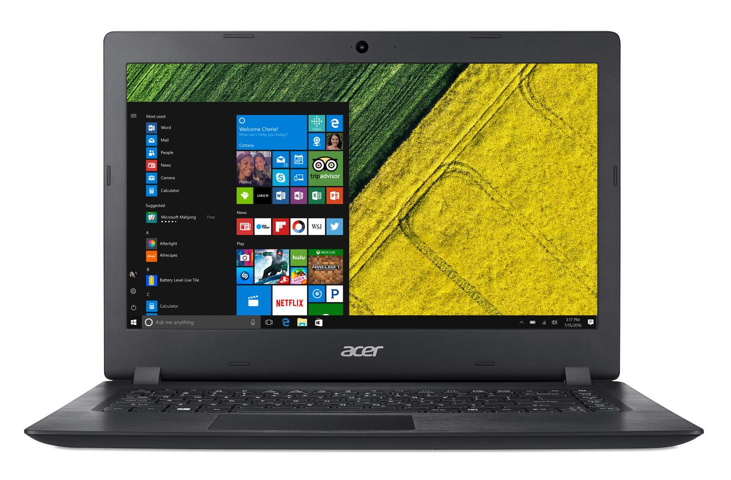 "Acer Aspire A314-32, ultraportable 14"" Gemini Lake SSD+HDD (399€)"