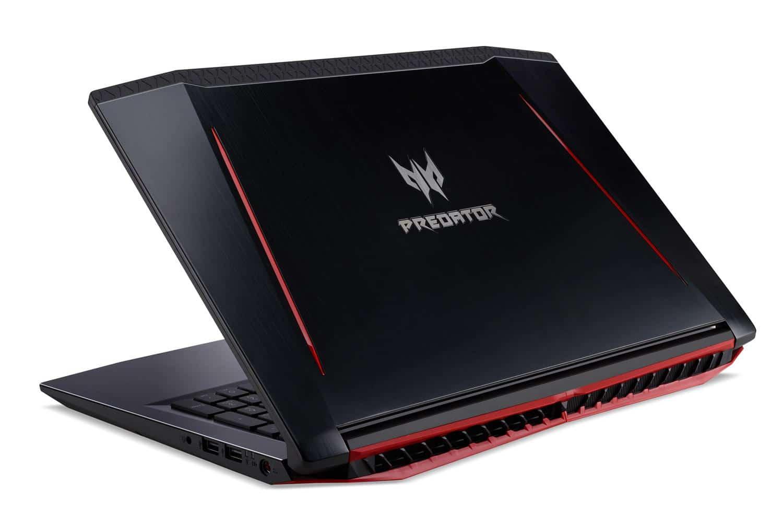 """Acer Predator PH315-51-512B, PC jeu 15"""" IPS 144Hz GTX 1050Ti SSD Coffee 1299€"""