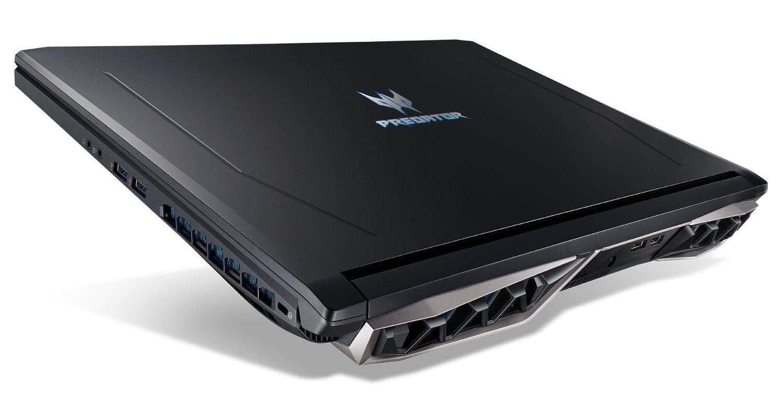 "Acer Predator PH517-51-99E2, 17"" 144Hz IPS Hexa i9 GTX 1070 (2199€)"