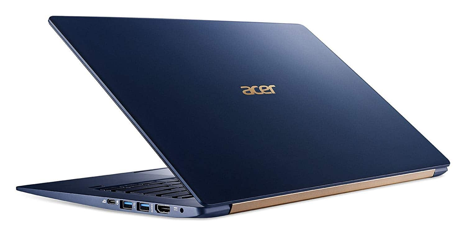 "Acer Swift SF514-52T-894C, ultrabook 14"" Tactile léger IPS i7 SSD512 (1099€)"