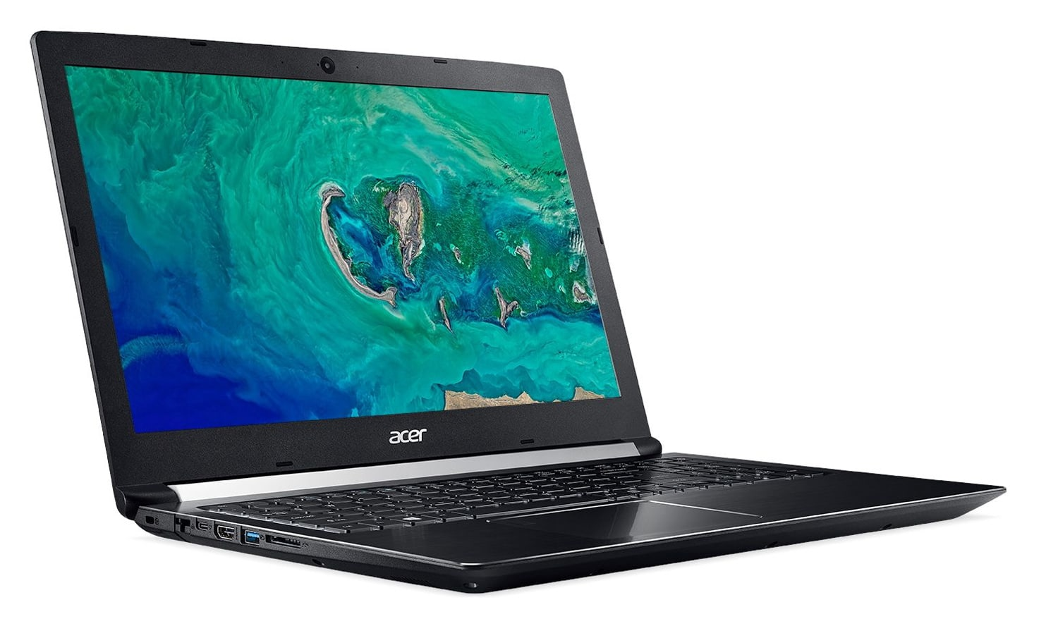 "Acer Aspire A715-72G-533A, PC portable 15"" IPS Coffee Lake GTX 1050 SSD à 899€"