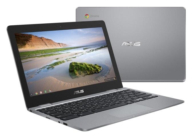 Asus C223 Chromebook, ultraportable 11.6 pouces d'entrée de gamme
