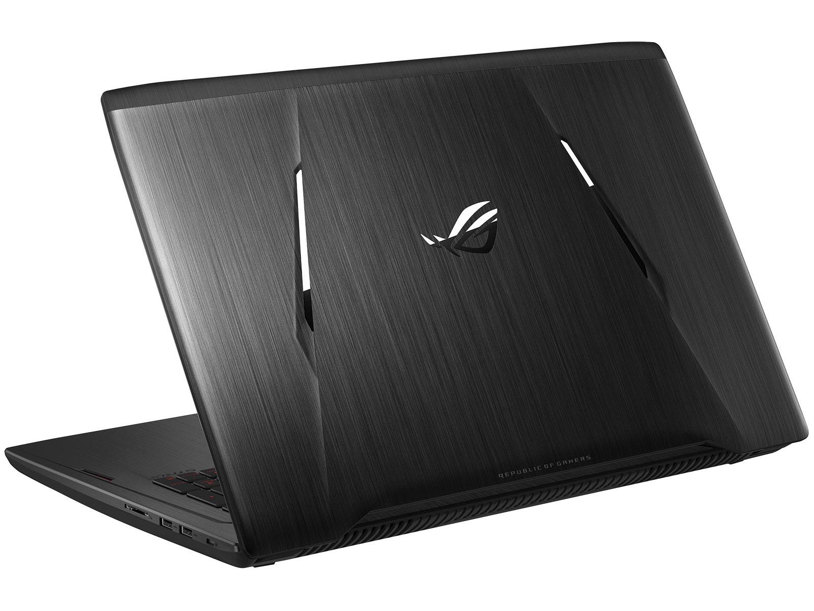 Asus GL702ZC-GC218T, PC gamer 17 pouces IPS RX 580 Ryzen 7 (1149€)