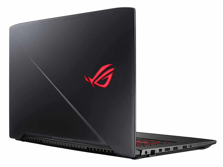 """Asus ROG GL703VM-BA175T, PC portable 17"""" IPS 120Hz i7 GTX 1060 (999€)"""