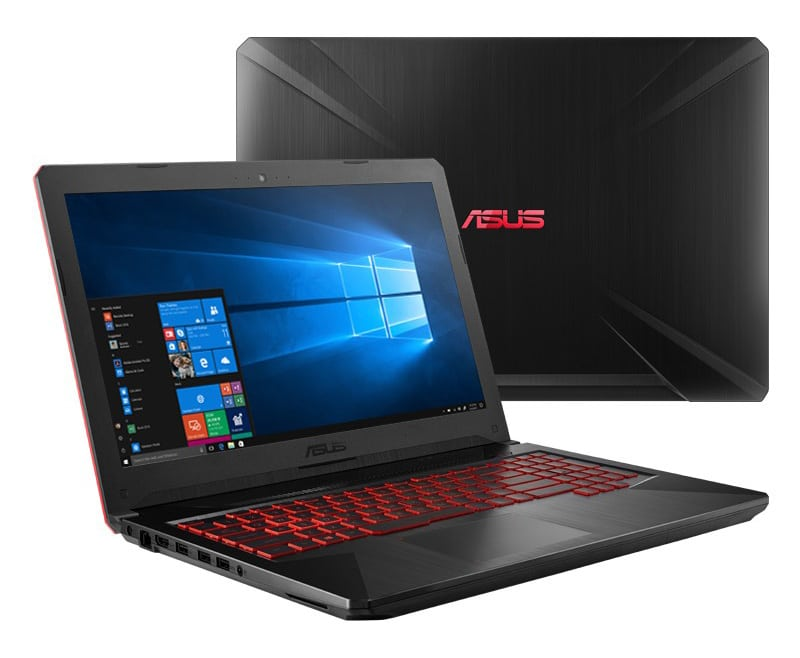"Asus PX504GD-EN142R, PC portable 15"" Pro Coffee Hexa SSD GTX 1394€"