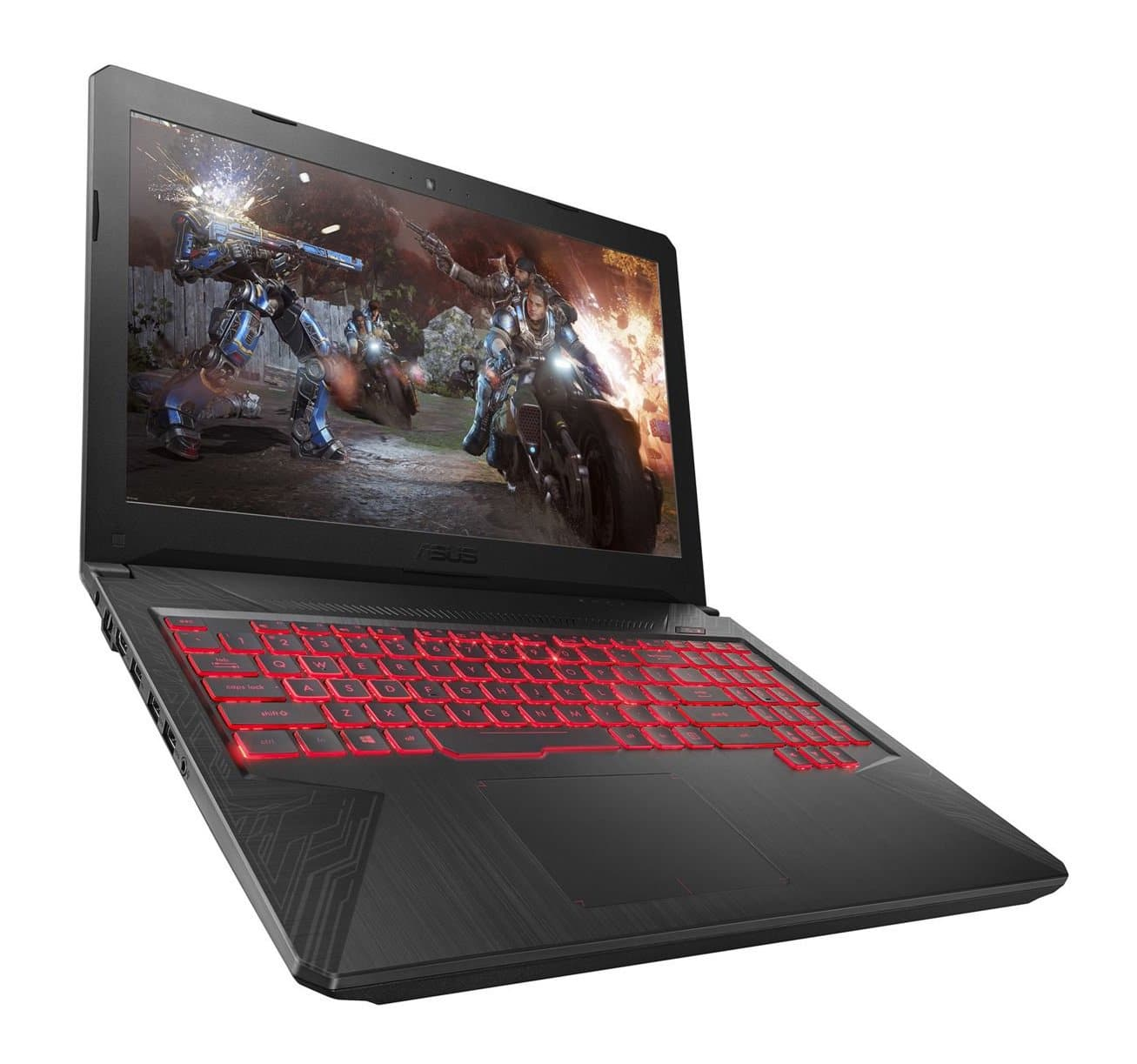 "Asus TUF FX504GD-E4667T, PC 15"" Full IPS Coffee i5 Optane GTX 1050 à 869€"