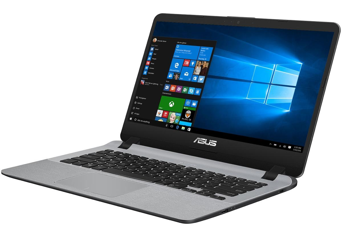 Asus X407MA-EB129T, ultraportable 14'' Full HD SSD 256 Go (333€)