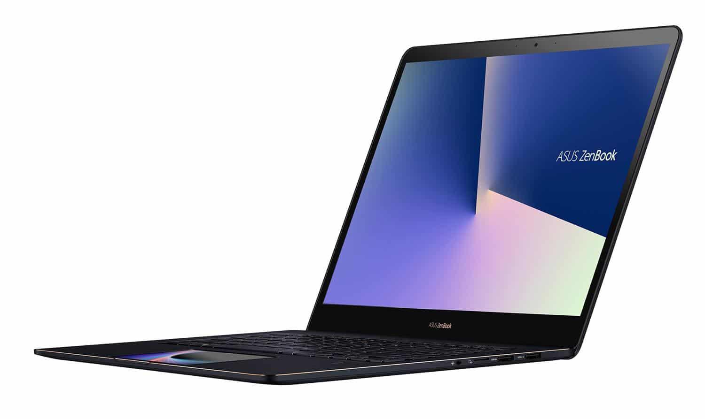 "Asus ZenBook UX580GD-BN010T, ultrabook 15"" Coffee Lake ScreenPad SSD (1049€)"