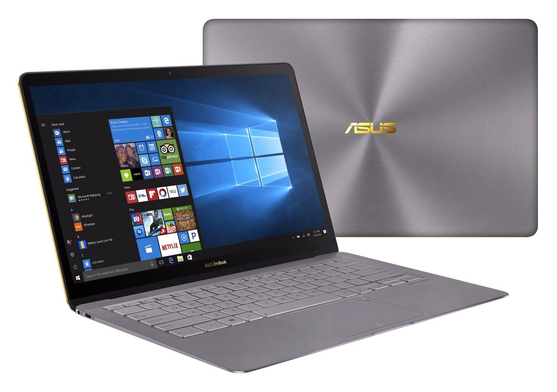 "Asus Zenbook 3 UX490-7r8512-G, ultrabook premium 14"" (1049€)"