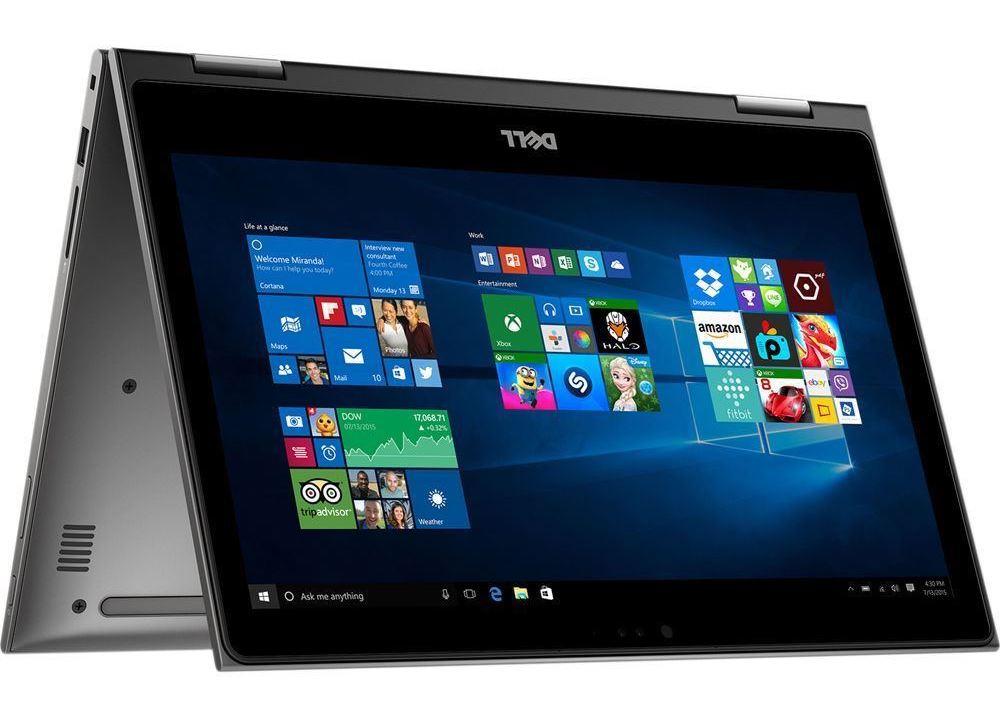 "Dell Inspiron 5379 13, convertible 13"" Full IPS Quad i5 SSD256 (594€)"