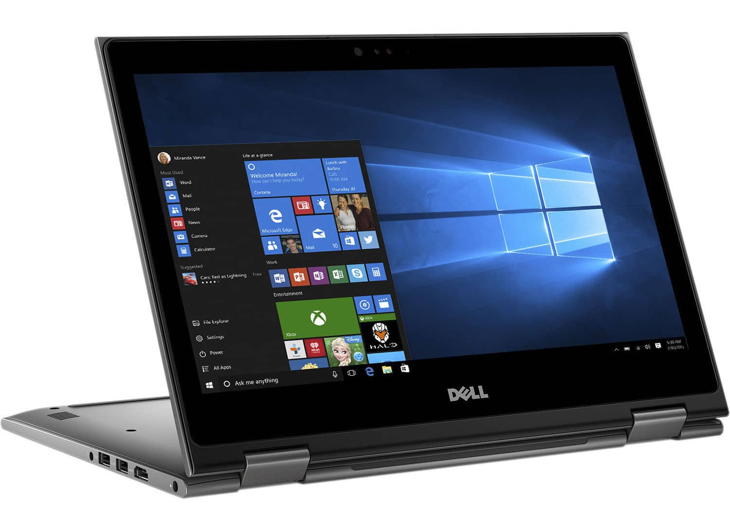 "Dell Inspiron 13 5378, convertible 13"" Full IPS i3 Kaby SSD256 (447€)"