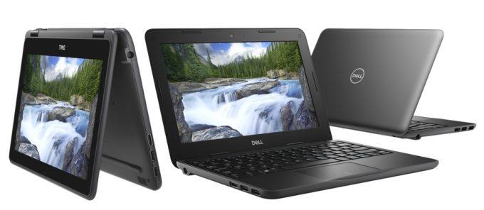 Dell Latitude 3190, ultraportable 11 pouces pas cher avec option Tablette