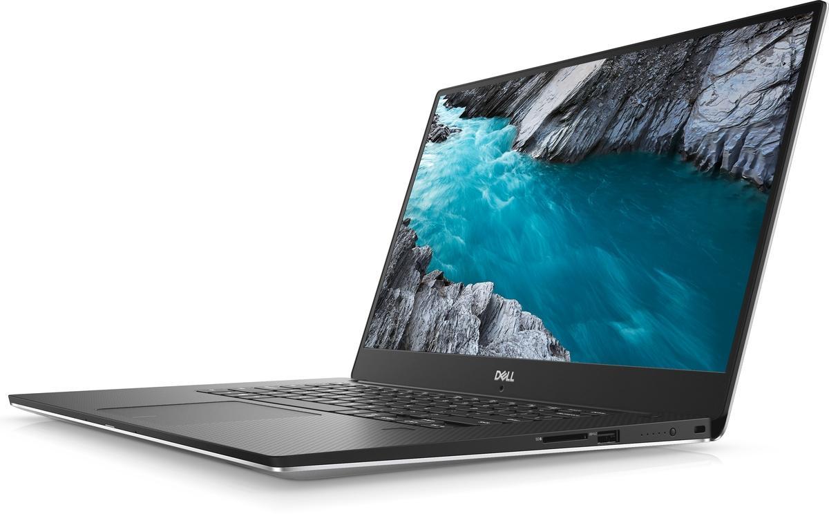 """DELL XPS 9570 15, ultrabook 15"""" fin & léger Hexa i7 SSD256 GTX 1050 Ti à 1499€"""