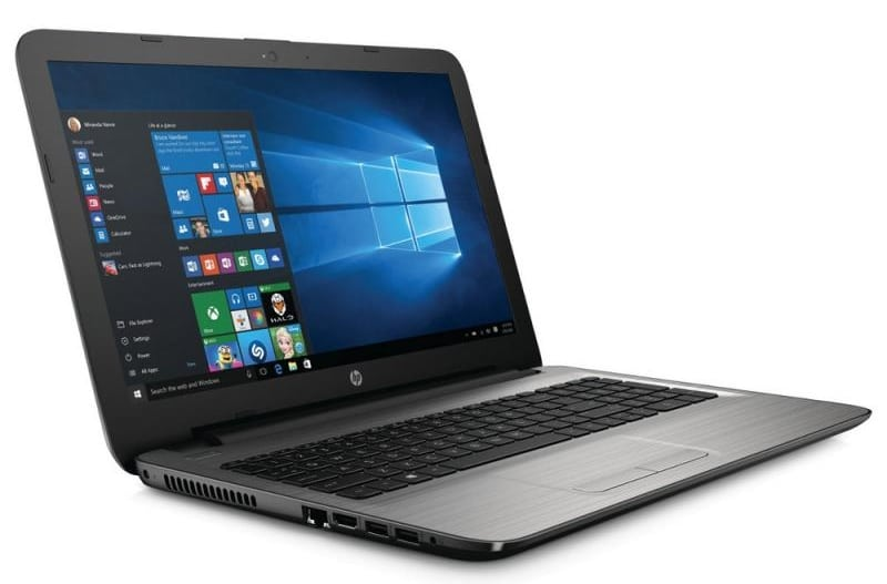 HP 15-ay110nf à 669€, PC portable 15 pouces Core i7 Radeon 1 To