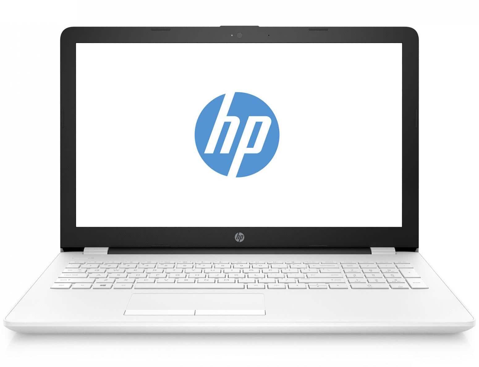 HP 15-bs005nf, PC 15 pouces bureautique Blanc 8 Go Core i3 Radeon (445€)