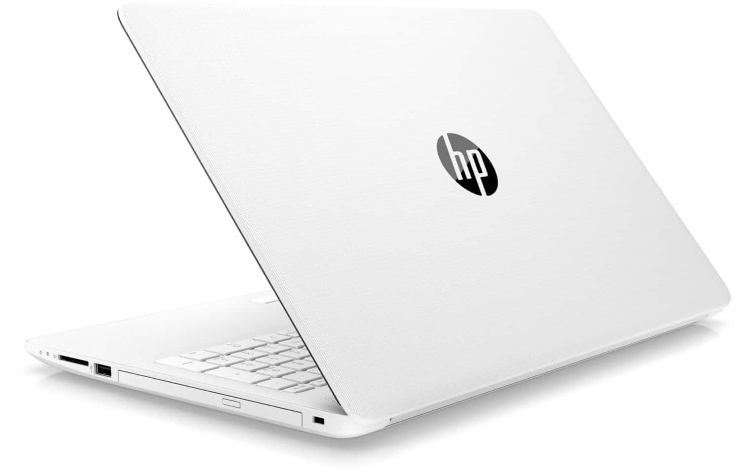 HP 15-da0008nf, PC portable 15 pouces bureautique Core i3 à 399€