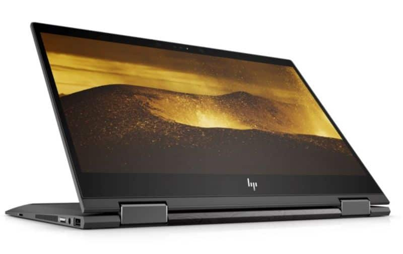 HP Envy x360 13-ag0999nf, ultrabook Tablette IPS Ryzen Vega (699€)