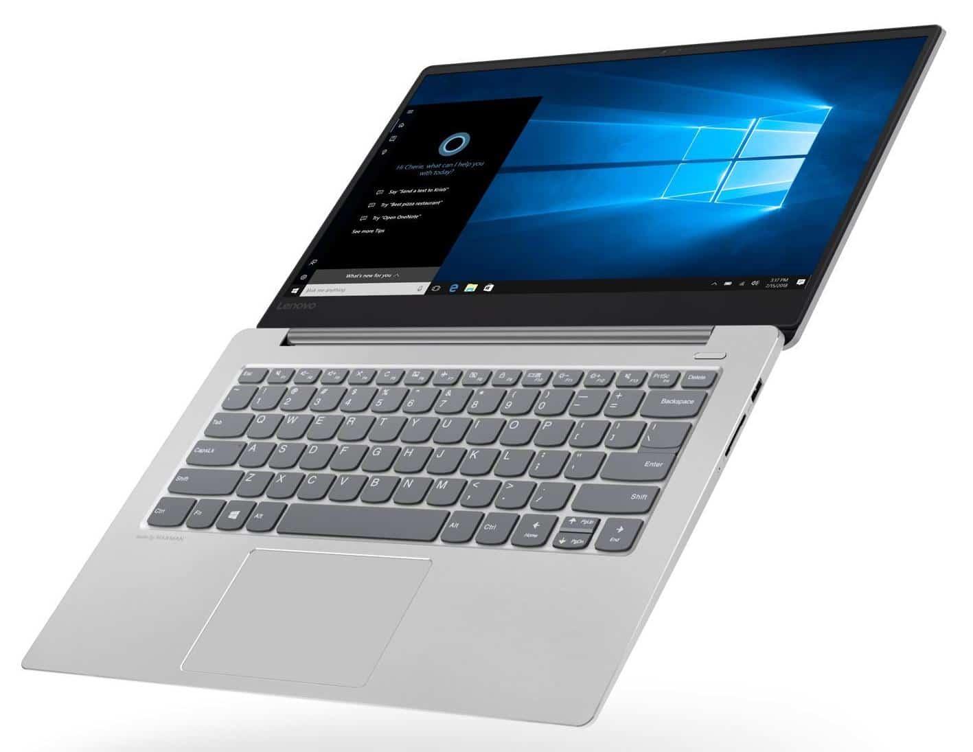 """Lenovo IdeaPad 530S-14IKBRN, ultrabook 14"""" IPS Quad i5 MX130 SSD à 899€"""