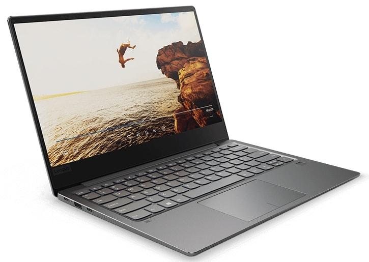 Lenovo Ideapad 720S-13IKBR, ultrabook 13 pouces Full IPS Quad i7 SSD512 999€