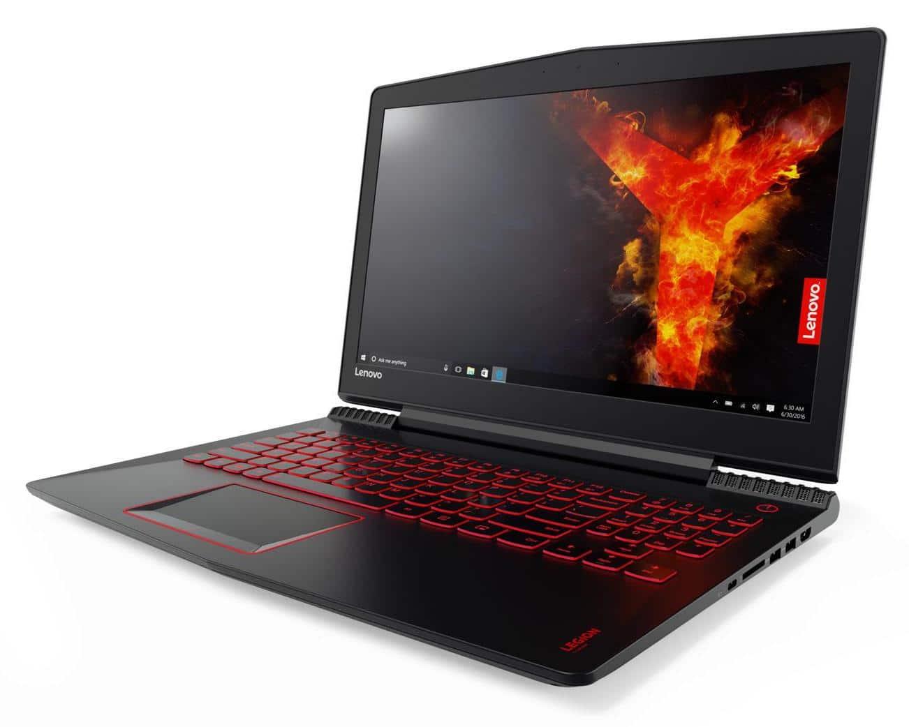 "Lenovo Legion Y520-15IKBM, PC gamer 15"" GTX 1060 Full IPS i7 SSD à 899€"