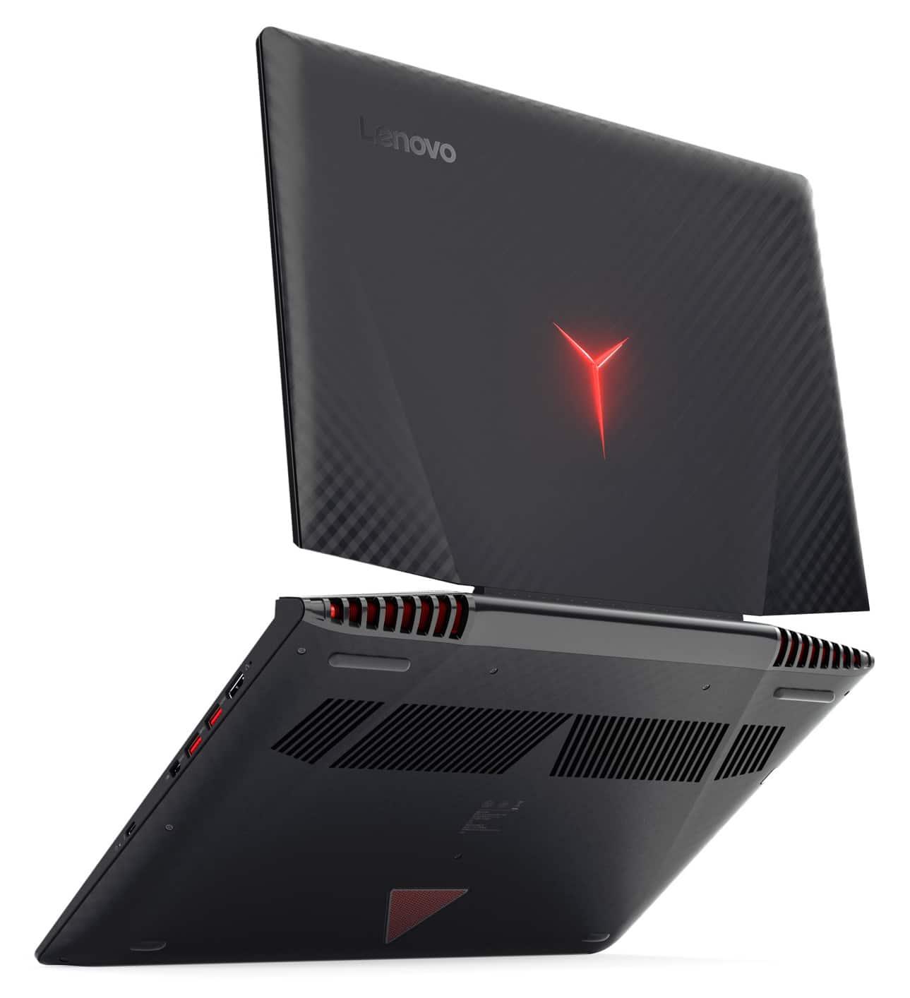 """Lenovo Legion Y720-15IKB, PC gamer 15"""" IPS GTX 1060 SSD i7 16Go (1149€)"""