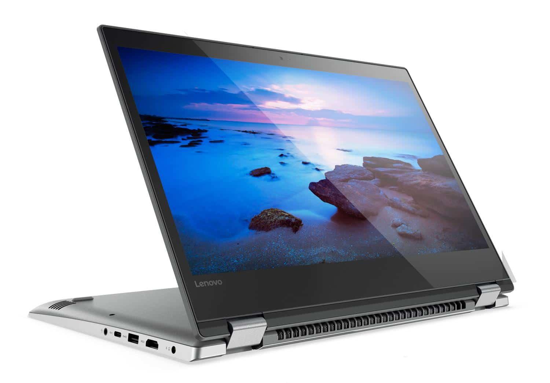 "Lenovo Yoga 520-14IKB, ultrabook 14"" Tablette Full IPS i3 Kaby SSD promo 479€"
