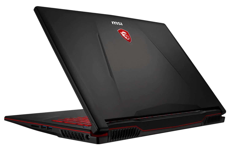 MSI GL73 8RD-097FR, PC gamer 17 pouces Coffee Lake GTX 1050 Ti SSD à 1099€