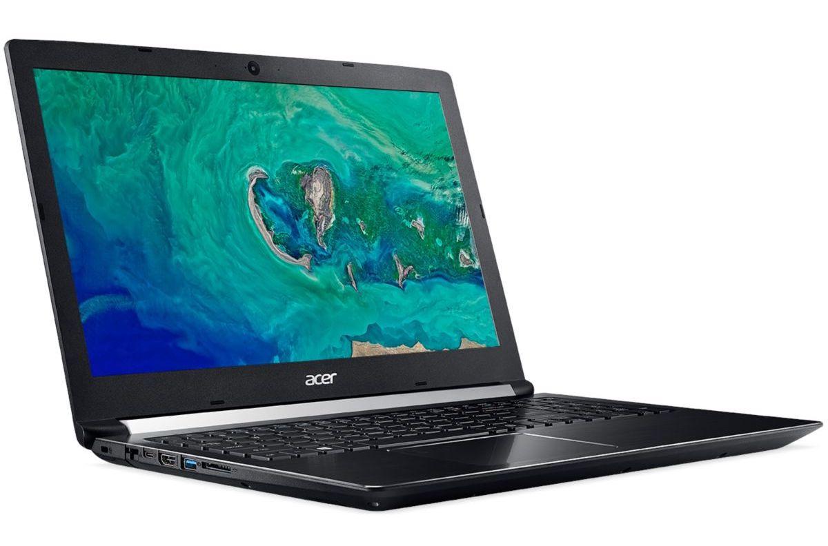 """Acer Aspire A717-72G-752W, Portable 17"""" IPS Hexa i7 GTX 1060 SSD (1099€)"""