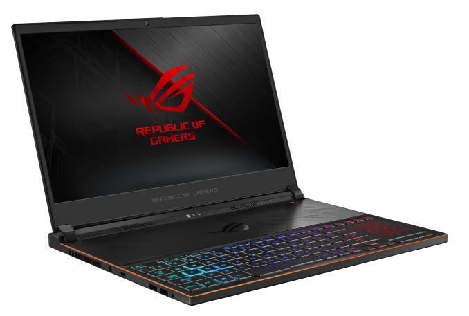 Asus ROG Zephyrus S GX531, Ultrabook gamer très fin Coffee Hexa GTX 1070