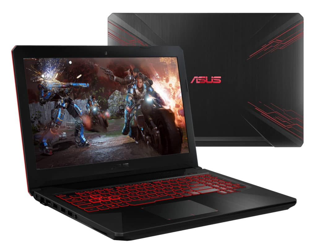 Black Friday Week : promo PC portable Gamer Asus TUF 504GM-E4187T à 799€