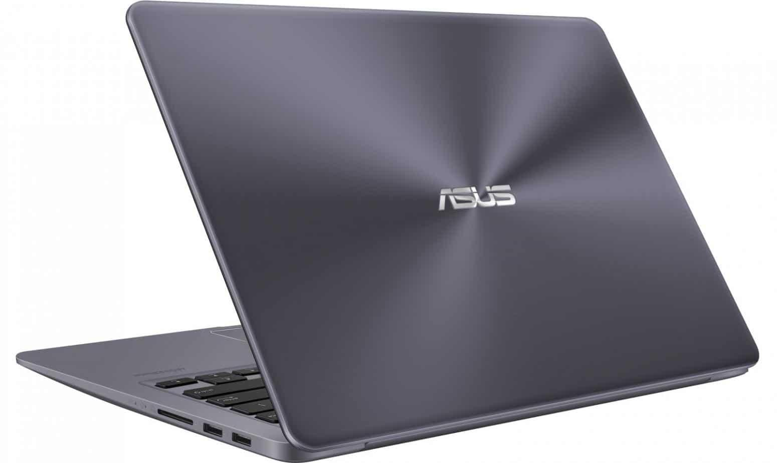 Asus VivoBook S401UA-EB812T, ultrabook SSD 256 Full HD (399€)