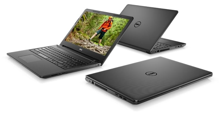 "Dell Inspiron 15 3567 à 549€, PC portable 15"" mat 8 Go Core i5 Kaby Lake"