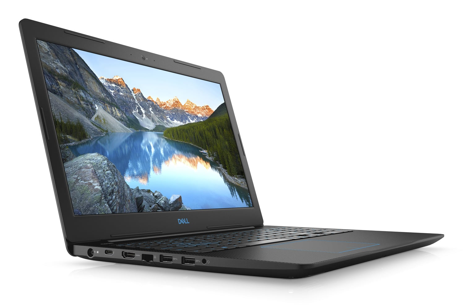 "Dell G3 15-3579-9563, PC portable 15"" Full IPS GTX 1050 SSD (649€)"