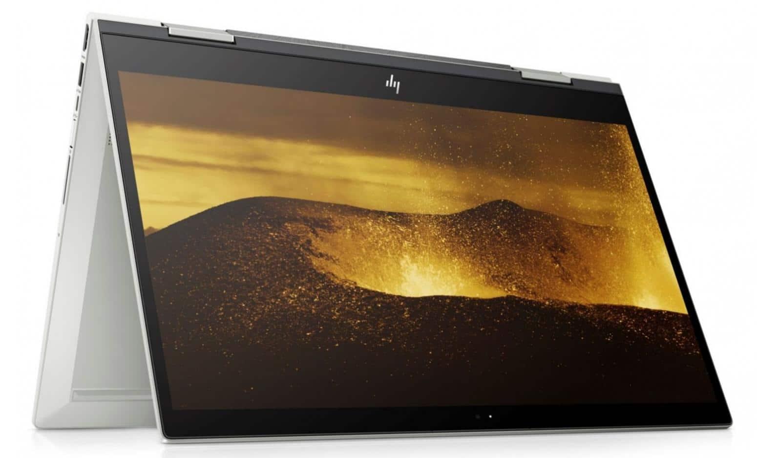 "HP Envy x360 15-cn0001nf, ultrabook 15"" Tablette Full IPS Quad MX150 SSD à 999€"