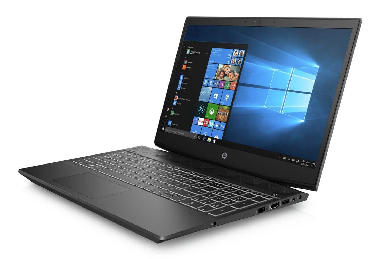 "HP Pavilion 15-cx0003nf, PC 15"" IPS Coffee Lake GTX 1050 Ti (816€)"