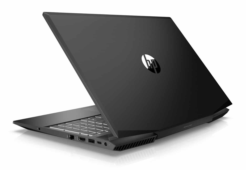 HP 15-cx0007nf, PC portable gamer écran 144Hz (899€)