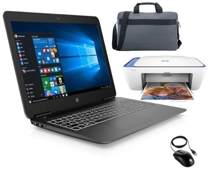 Promo French Days PC portable gamer pas cher HP Pavilion 15-bc403nf à 599€