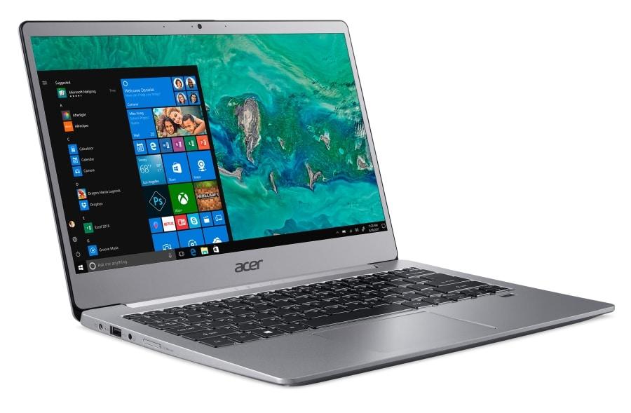 "<span class=""tagtitre"">IFA 2018 - </span>Acer Swift 3 et Swift 5 de 14"", nouveaux Ultrabooks Whiskey Lake"