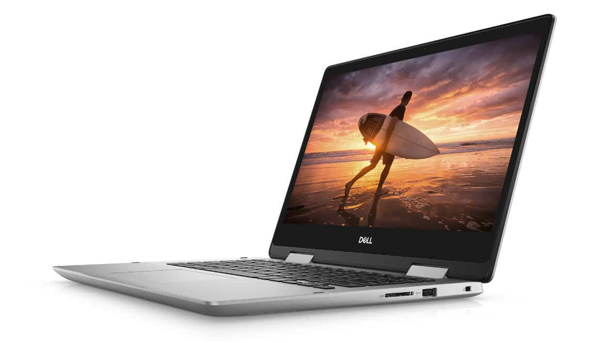 "<span class=""tagtitre"">IFA 2018 - </span>Dell Inspiron 14 5000 2-en-1, Ultrabook/Tablette 14"" Whiskey Lake"